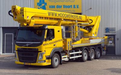 Hoogwerkerverhuur van der Voort B.V., Nieuwegein