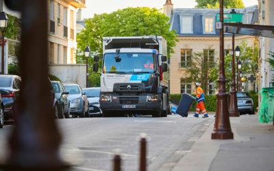 100% Elektrisch: SUEZ kiest opnieuw voor Renault Trucks