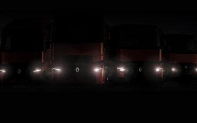 Renault Trucks wereldpremière: lancering nieuwe TCK op 8 juli