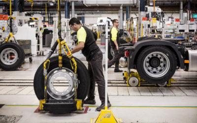 Bezoek de fabriek van Renault Trucks in Bourg-en-Bresse… vanuit huis!