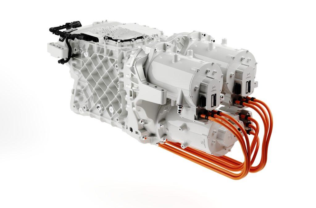Volvo Trucks onthult technologie van zijn nieuwe heavy-duty elektrische trucks