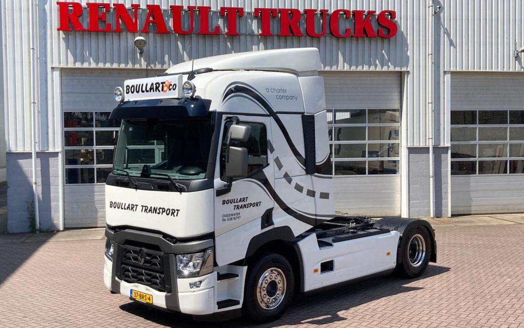Boullart Transport BV, Oudewater