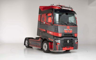 Renault Trucks maakt winnaar internationale ontwerpwedstrijd nieuwe TCK range bekend