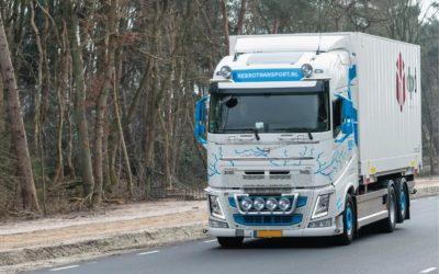 Rebro Transport tekent voor Volvo FH Electric