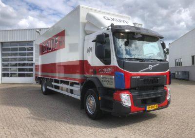 G. Kuyf Transport, Utrecht