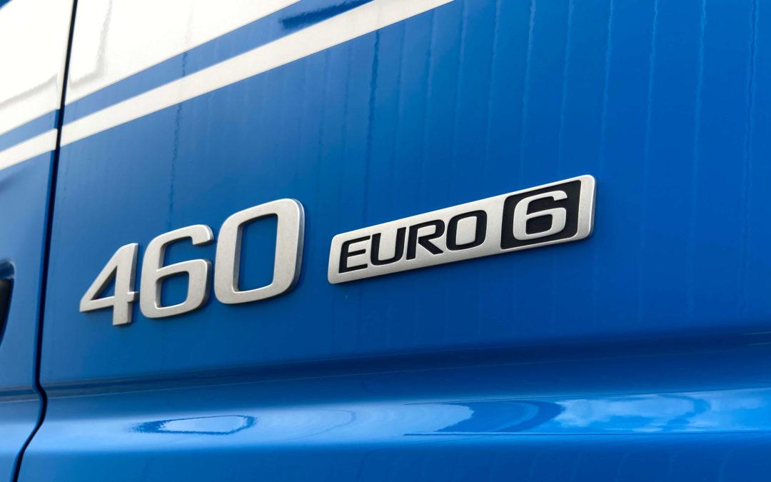 Vanaf 2022 mogen alleen EURO-6 vrachtwagens nog de milieuzone in
