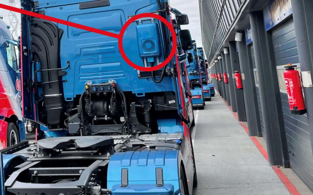 ACTIE: Renault Trucks parking cooler