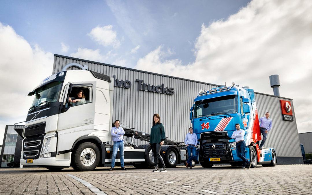 Nieuwe afdeling binnen Van Dijk Trucks