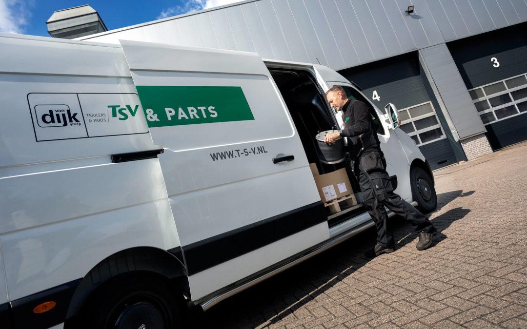 Junior logistiek medewerker | TSV Veenendaal