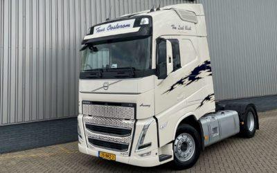 Teus Oosterom Transport, Nieuwerkerk a/d IJssel