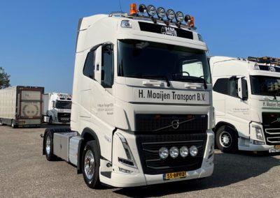 H. Maaijen Transport, Haastrecht