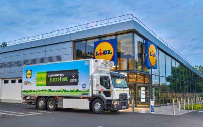 Renault Trucks breidt zijn range elektrische vrachtwagens uit