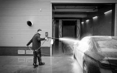 JUNIOR CAR CLEANING SPECIALIST | GREEN AND CLEAN