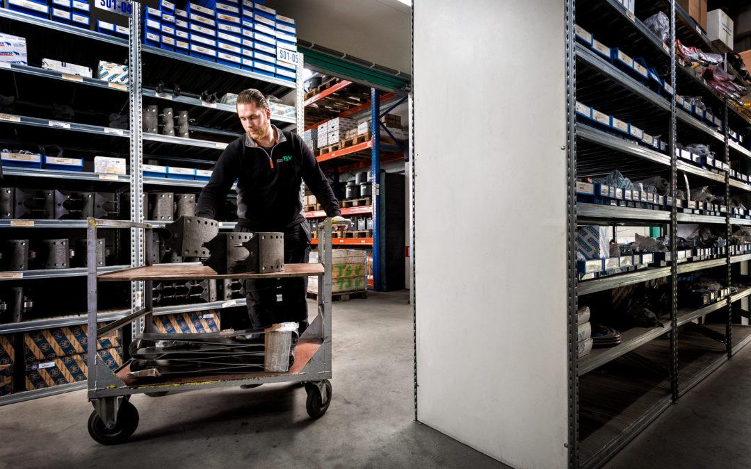 Magazijn medewerker | TSV Veenendaal